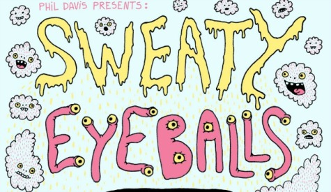 Sweaty Eyeballs Poster_small 2