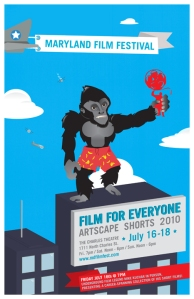 MFF PRESENTS: FREE Shorts at The Charles during Artscape!