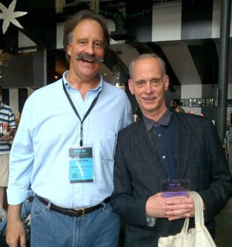 John Waters meets Patrick Kennedy, the detective who got Jeffrey Dahmer's confession, after our second packed screening of JEFF. Note: John Waters is not short.