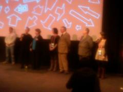 At AFTER TILLER Q&A. The last 4 doctors in America who perform late term abortions appear with heavy security.