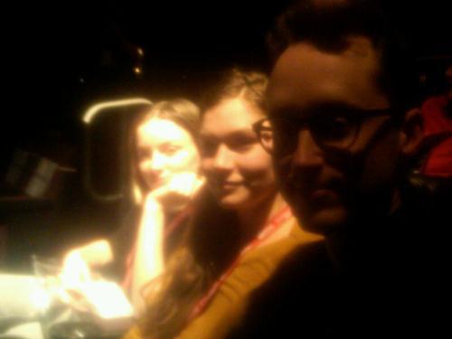 Deragh Campbell, Hannah Gross, and Matt Porterfield.