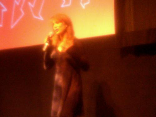 Lynn Shelton at Sundance 2013.