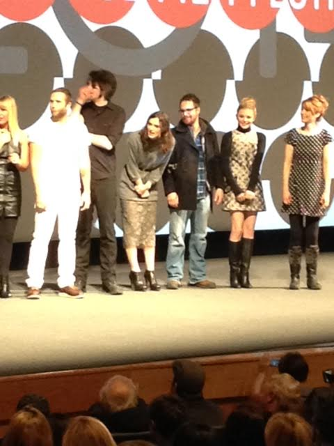 Cast and crew of LAGGIES