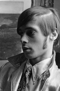 John Waters in 1964. New York Times/Dudley Gray.