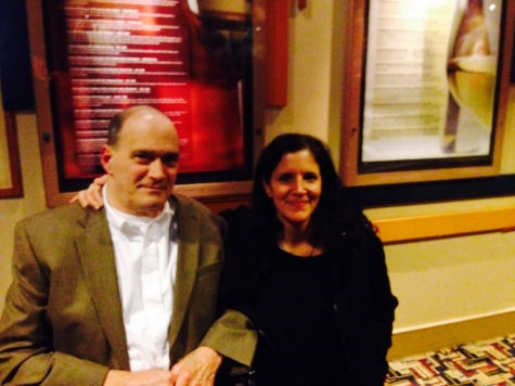 William Binney and Laura Poitras