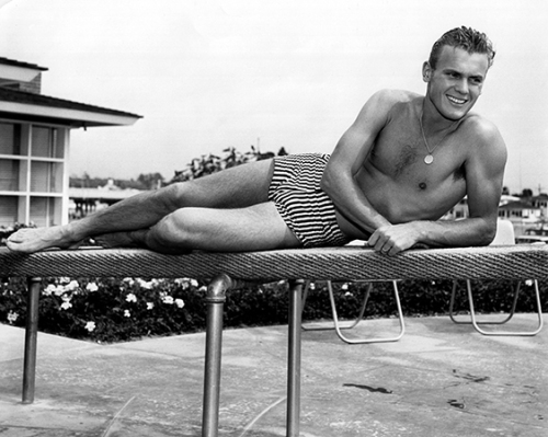 ​TAB HUNTER CONFIDENTIAL (Jeffrey Schwarz)