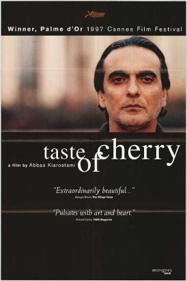 A TASTE OF CHERRY